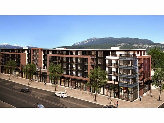 613 95 MOODY STREET - Port Moody Centre Apartment/Condo for sale, 2 Bedrooms (R2207278) #1